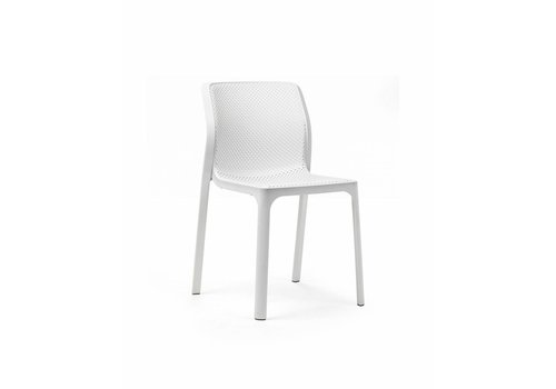 Tuinstoel - Bit - Bianco - Wit - Nardi