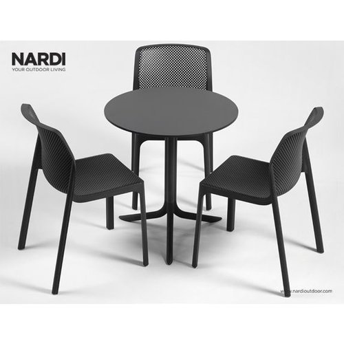 Nardi Tuinstoel - Bit - Antraciet - Nardi