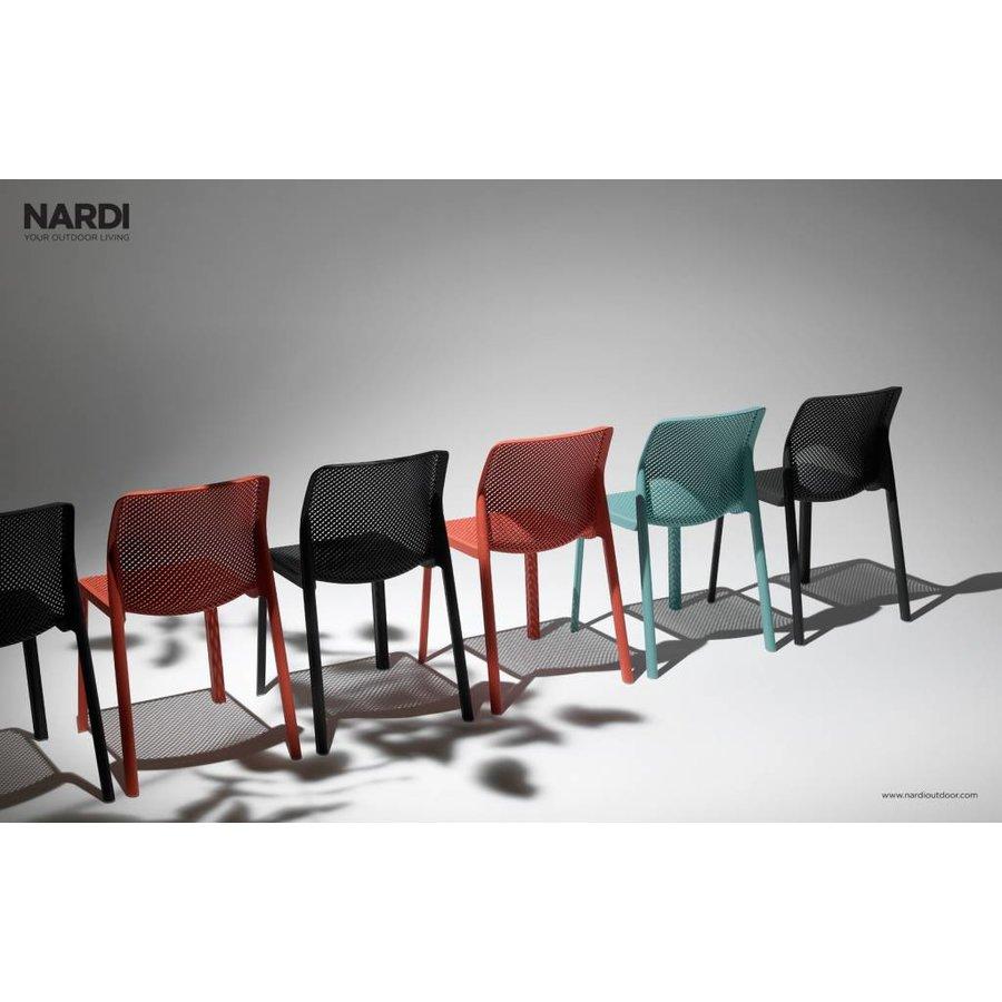 Tuinstoel - Bit - Corallo - Rood - Nardi-3
