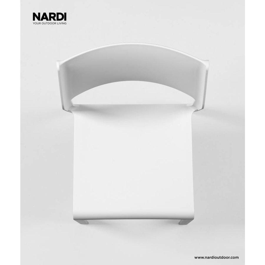 Bistrostoel - TRILL - Bianco - Wit - Nardi-3