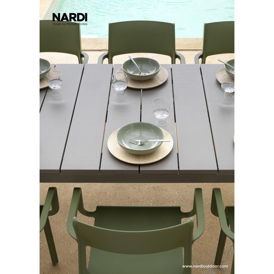 Bistrostoel - TRILL - Agave - Groen - Nardi-7