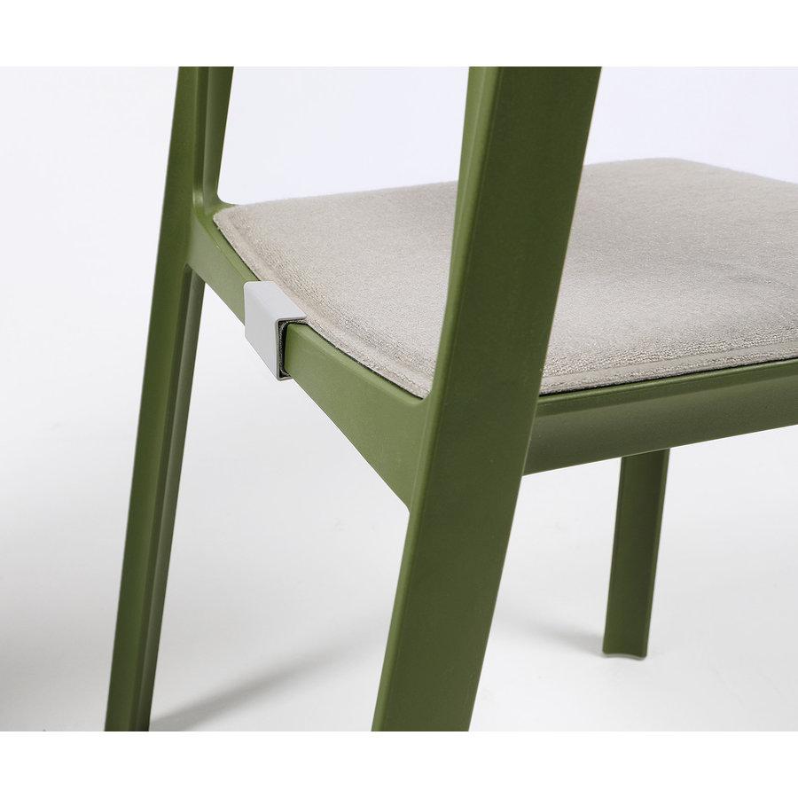 Bistrostoel - TRILL - Agave - Groen - Nardi-4