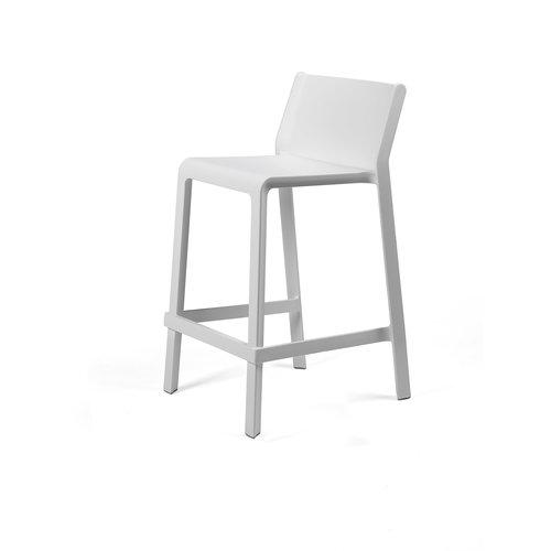 Nardi Stapelbare Barkruk - 65 cm - TRILL MINI - Bianco - Wit - Nardi