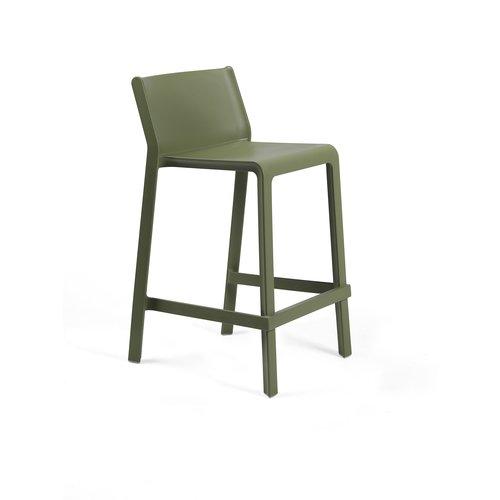 Nardi Stapelbare Barkruk - 65 cm - TRILL MINI - Agave - Groen - Nardi