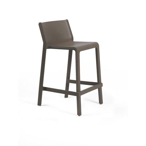 Nardi Stapelbare Barkruk - 65 cm - TRILL MINI - Tabacco - Bruin - Nardi