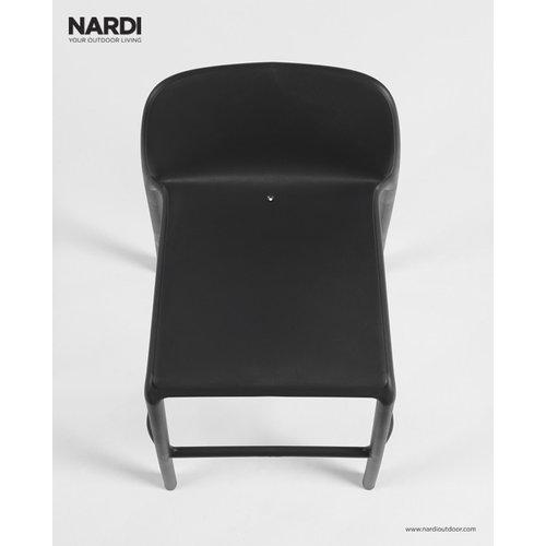 Nardi Barkruk Buiten - 76 cm - FARO - Bianco - Wit - Nardi