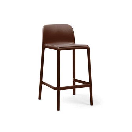Nardi Barkruk Buiten - 65 cm - FARO MINI - Koffie Bruin - Nardi
