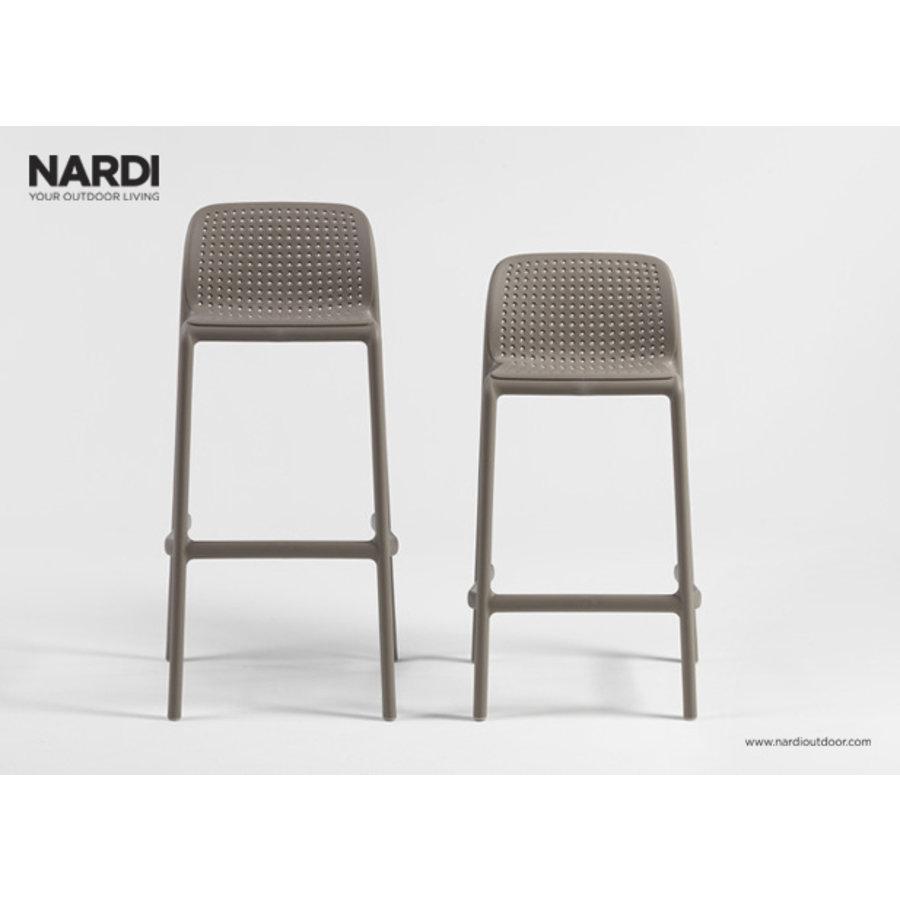 Barkruk Buiten - 76 cm - LIDO - Tortora - Taupe - Nardi-3