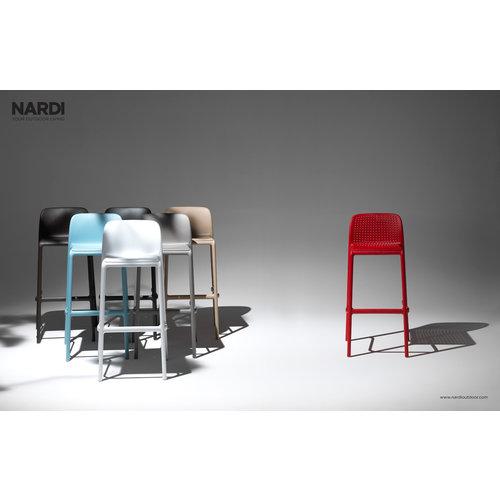Nardi Barkruk Buiten - 65 cm - LIDO MINI - Celeste - Blauw - Nardi