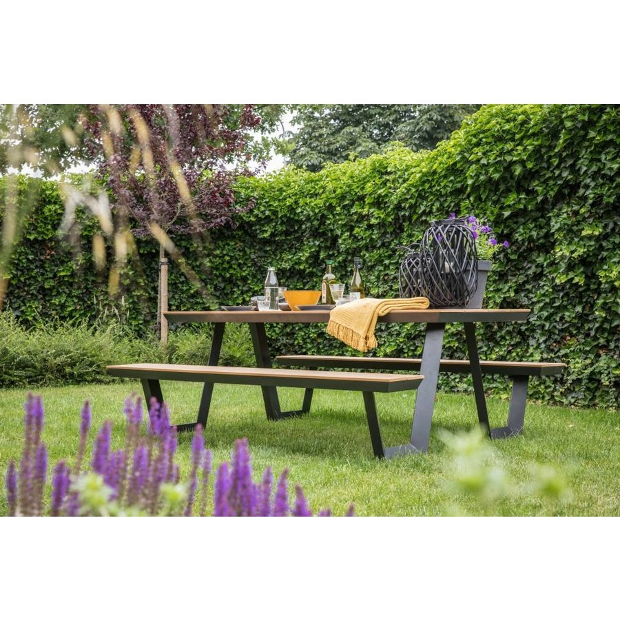 Picknickset - Arezzo - Rechthoek - Lesli Living-3