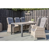 thumb-Dining Tuinstoel - SoHo Comfort Mountain - Wicker - Lesli Living-4
