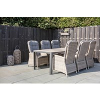 thumb-Dining Tuinstoel - SoHo Comfort Mountain - Wicker - Lesli Living-3