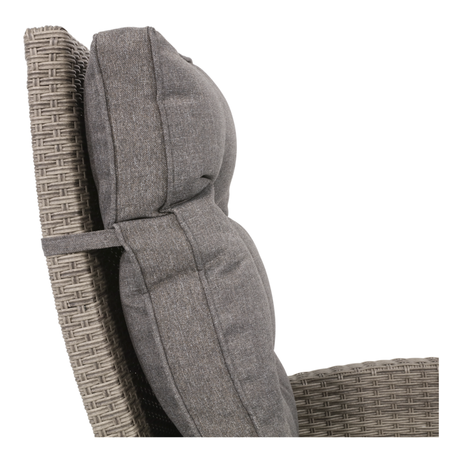 Lounge Tuinstoelen - Duoset Melia - Wicker - Lesli Living-8