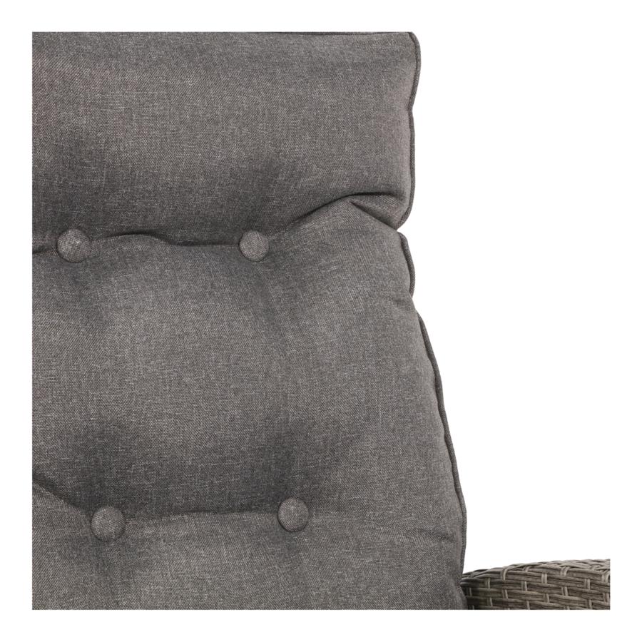 Lounge Tuinstoelen - Duoset Melia - Wicker - Lesli Living-9