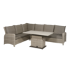 Lesli Living  Dining Loungeset - SoHo Beach - Wicker - Lesli Living