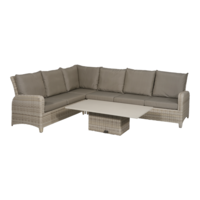 thumb-Dining Loungeset - SoHo Beach - Wicker - Lesli Living-3