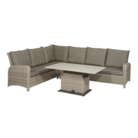 thumb-Dining Loungeset - SoHo Beach - Wicker - Lesli Living-2