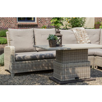 thumb-Dining Loungeset - SoHo Beach - Wicker - Lesli Living-4