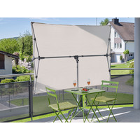 thumb-Parasol Flex Roof - 210x150 cm - Ecru - SunComfort by Glatz-4