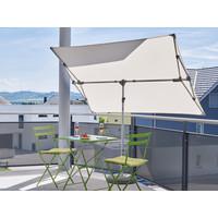 thumb-Parasol Flex Roof - 210x150 cm - Ecru - SunComfort by Glatz-6