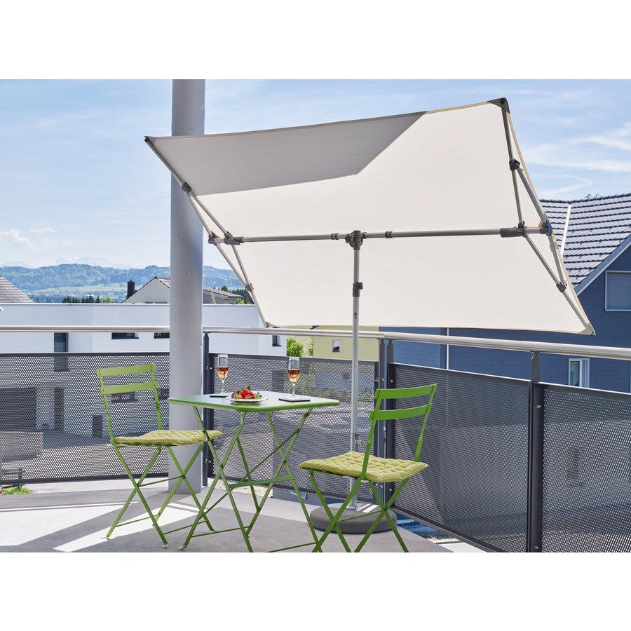 Parasol Flex Roof - 210x150 cm - Ecru - SunComfort by Glatz-6