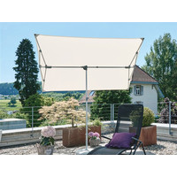 thumb-Parasol Flex Roof - 210x150 cm - Ecru - SunComfort by Glatz-8