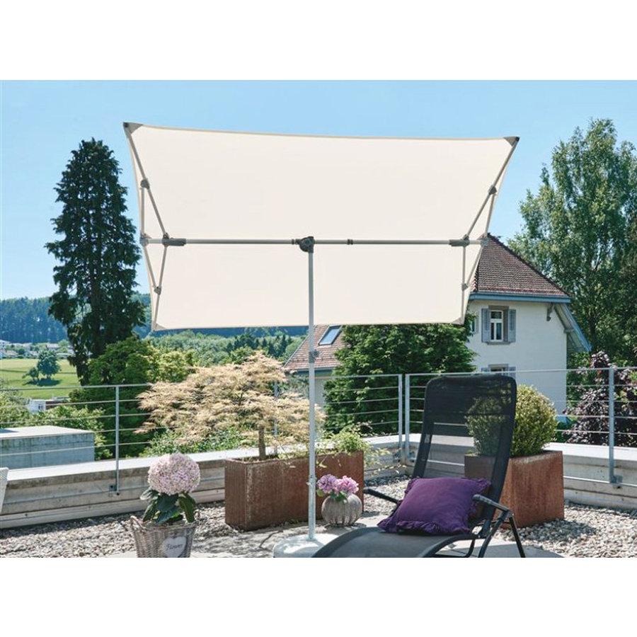 Parasol Flex Roof - 210x150 cm - Ecru - SunComfort by Glatz-8