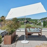thumb-Parasol Flex Roof - 210x150 cm - Ecru - SunComfort by Glatz-9