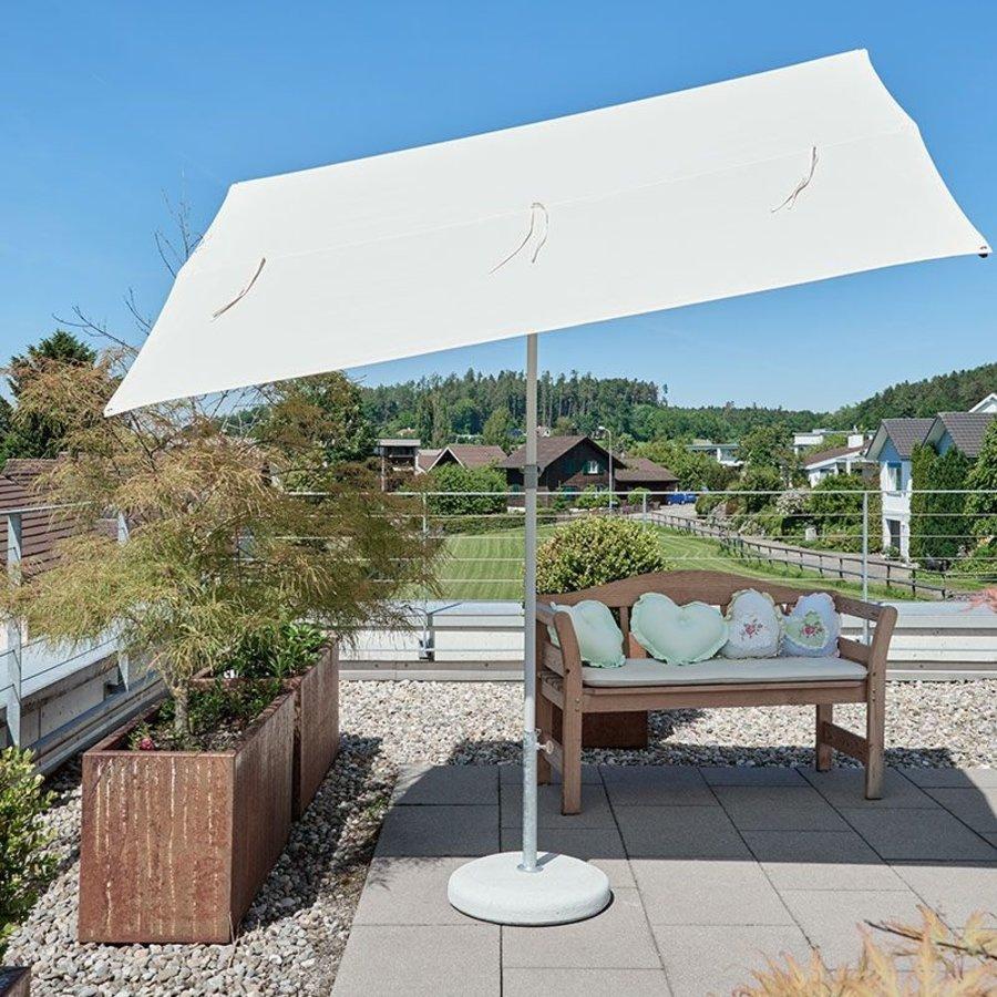 Parasol Flex Roof - 210x150 cm - Ecru - SunComfort by Glatz-9