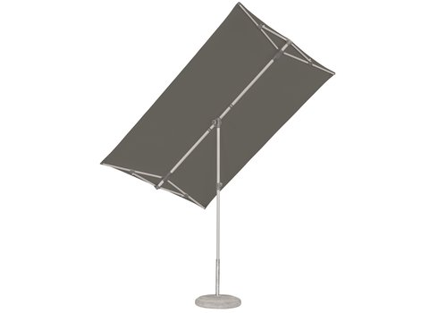Parasol Flex Roof - 210x150 cm - Grijs - SunComfort by Glatz