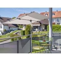 thumb-Parasol Flex Roof - 210x150 cm - Grijs - SunComfort by Glatz-6