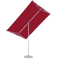 thumb-Parasol Flex Roof - 210x150 cm - Rood - SunComfort by Glatz-1