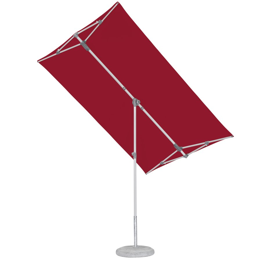 Parasol Flex Roof - 210x150 cm - Rood - SunComfort by Glatz-2