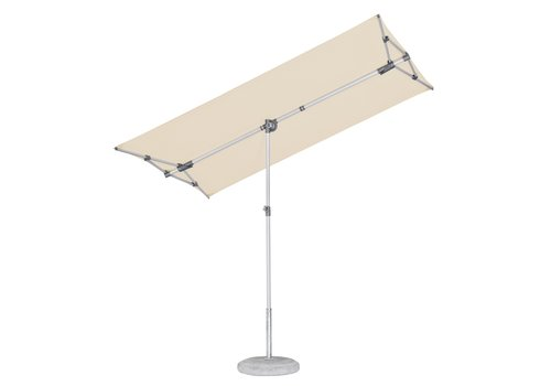 Parasol Flex Roof - 210x150 cm - Ecru - SunComfort by Glatz