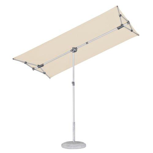 SunComfort by Glatz Parasol Flex Roof - 210x150 cm - Ecru - SunComfort by Glatz