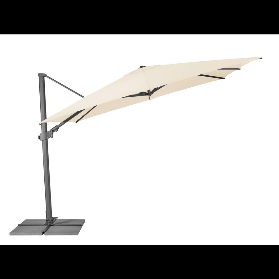 Zweefparasol - VarioFlex - 300x300 cm - Ecru - SunComfort by Glatz-2