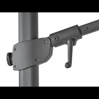 thumb-Zweefparasol - VarioFlex - 300x300 cm - Ecru - SunComfort by Glatz-9