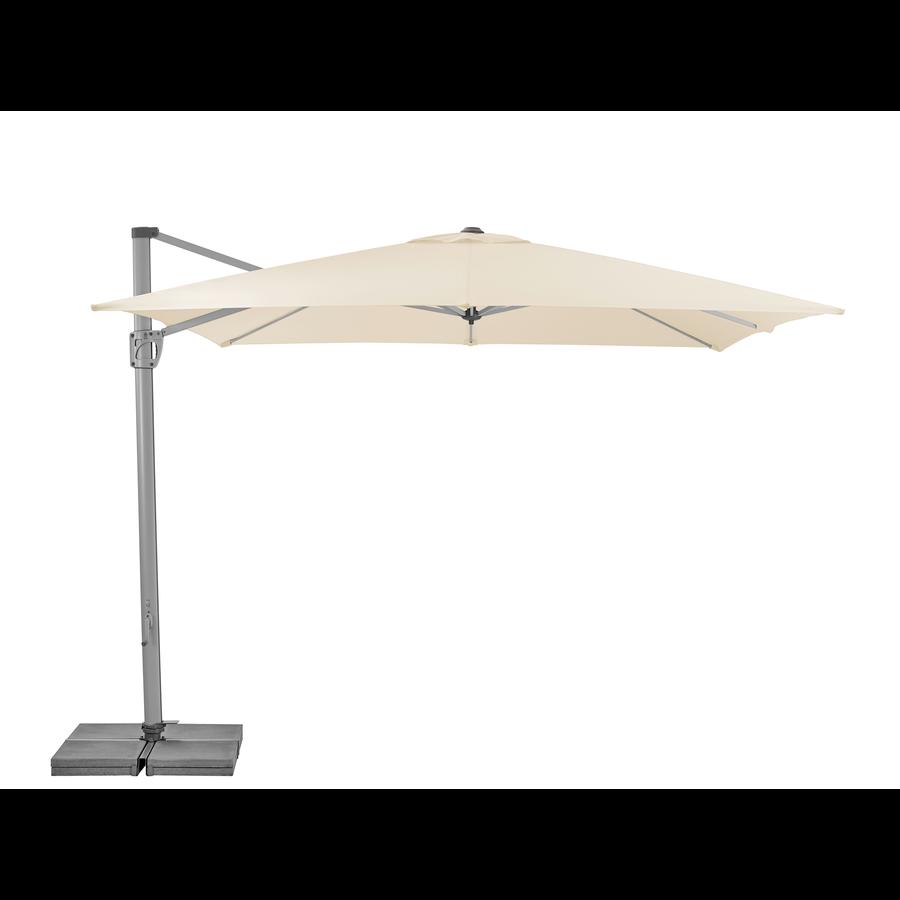 Zweefparasol - SunFlex - 300x300 cm - Ecru - SunComfort by Glatz-1