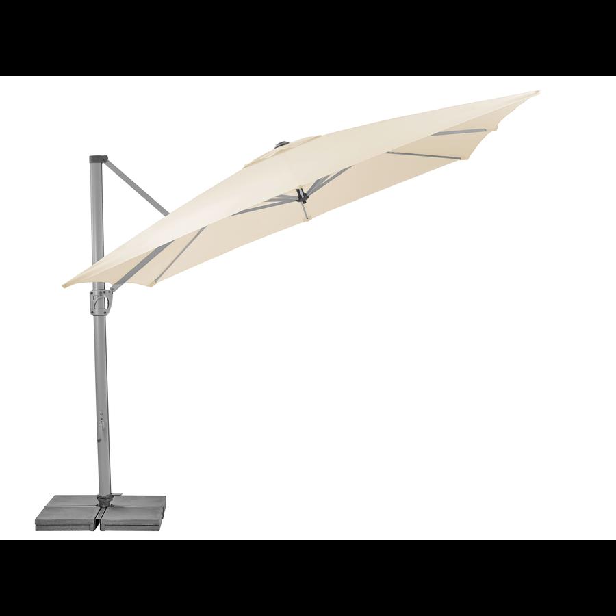 Zweefparasol - SunFlex - 300x300 cm - Ecru - SunComfort by Glatz-2