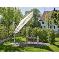 thumb-Zweefparasol - SunFlex - 300x300 cm - Grijs - SunComfort by Glatz-4