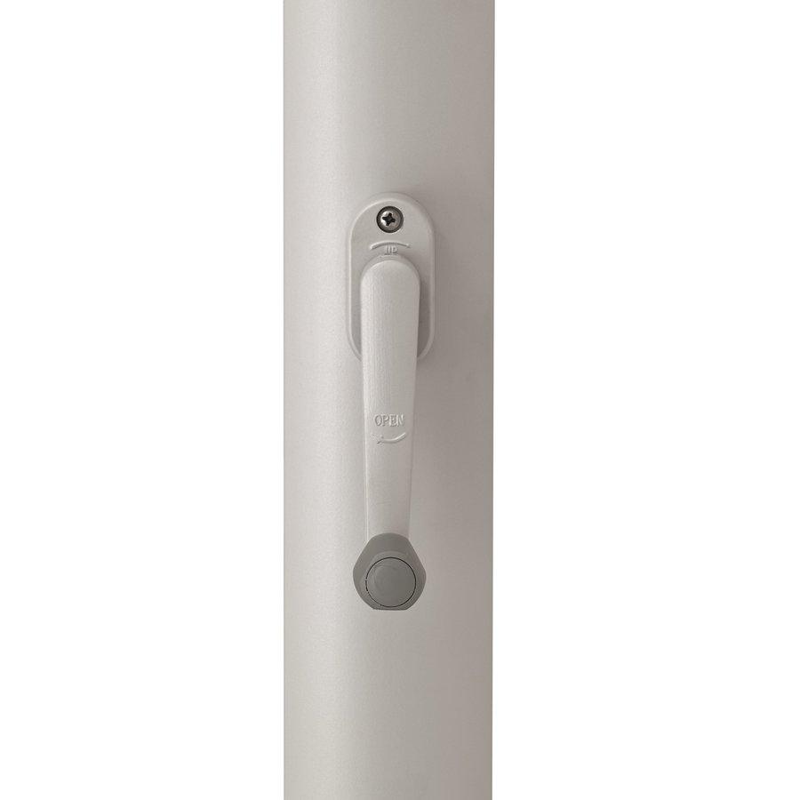 Zweefparasol - SunFlex - 300x300 cm - Grijs - SunComfort by Glatz-6