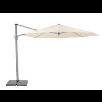 thumb-Zweefparasol - SunFlex - Ø 350 cm - Ecru - SunComfort by Glatz-1