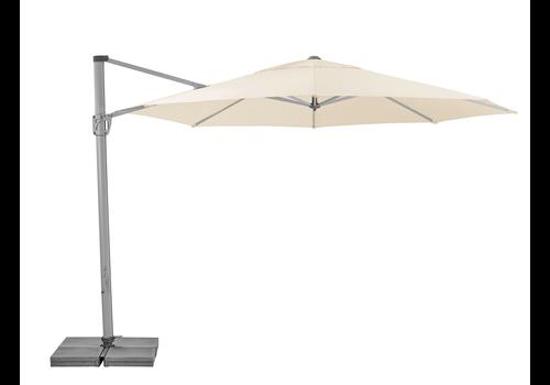 Zweefparasol - SunFlex - Ø 350 cm - Ecru - SunComfort by Glatz