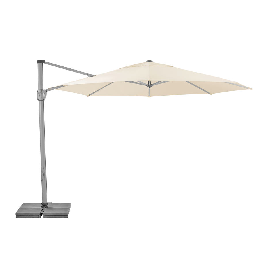 Zweefparasol - SunFlex - Ø 350 cm - Ecru - SunComfort by Glatz-1