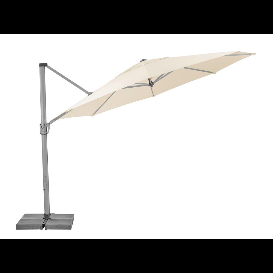 Zweefparasol - SunFlex - Ø 350 cm - Ecru - SunComfort by Glatz-2
