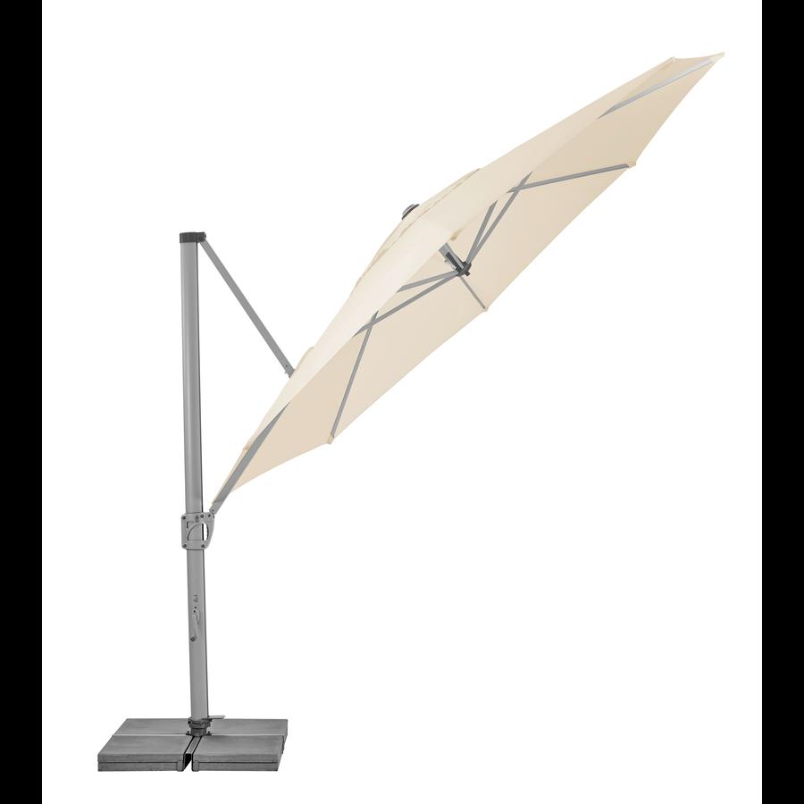 Zweefparasol - SunFlex - Ø 350 cm - Ecru - SunComfort by Glatz-3