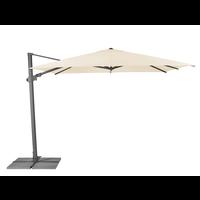 thumb-Zweefparasol - VarioFlex - 300x300 cm - Ecru - SunComfort by Glatz-1