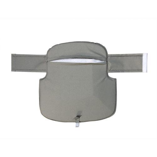 Siesta  Tuinstoel Kussen - Air XL - Lichtgrijs - Siesta