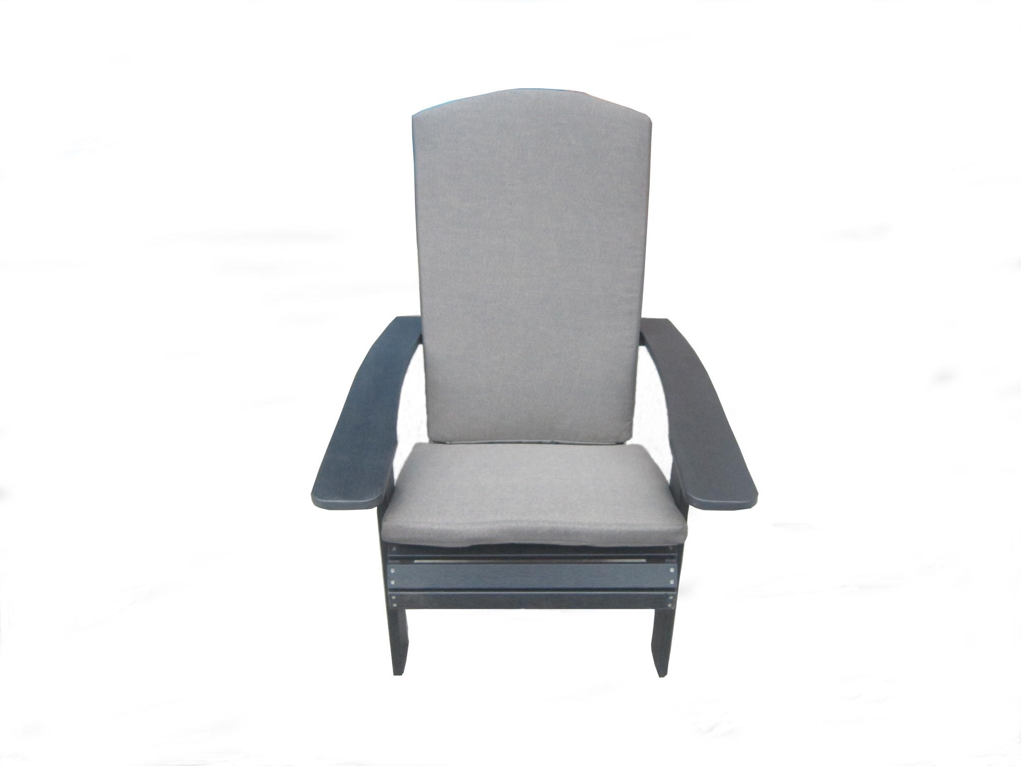 Adirondack Chair Kussens.Adirondack Kussen Grijs Garden Interiors