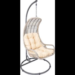 Hangstoel Incl Standaard.Hangstoel Relax Grizzly Lesli Living Garden Interiors
